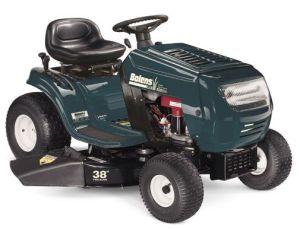 Mtd Tractor Bumper : Bolens lawn tractors review