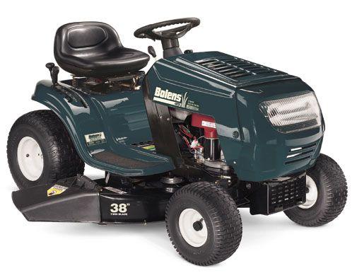 Bolens Lawn Tractor bolens lawn tractors review