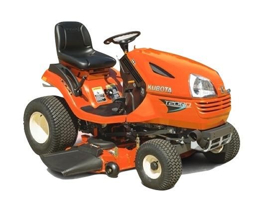 Kubota Lawn Tractors : Kubota lawn tractors review