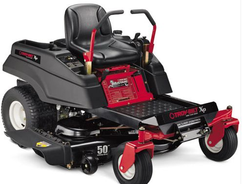 Troy-Bilt ZTR Mower Review